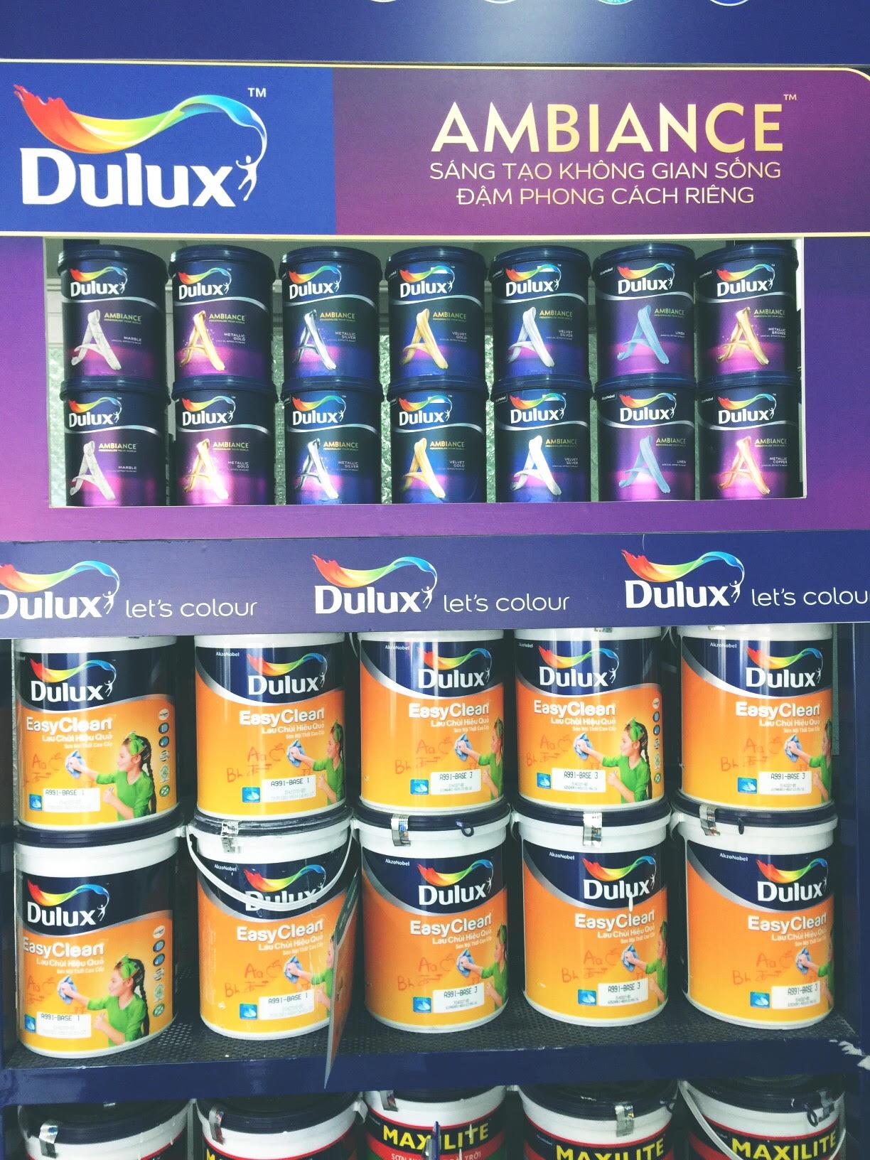 Hướng dẫn phân biệt Sơn Dulux thật và Sơn Dulux giả, Sơn Dulux kém chất lượng